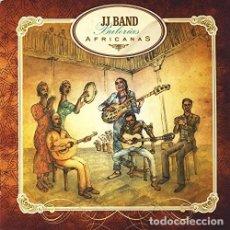 CDs de Música: CD J.J. BAND - BULERIAS AFRICANAS - GAZTELUPEKO HOTSAK GH158 - NUEVO / PRECINTADO !!!!#*. Lote 269502673