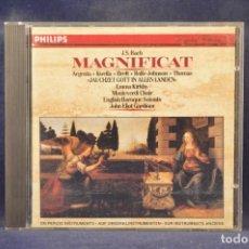 "CDs de Música: BACH: ENGLISH BAROQUE SOLOISTS, GARDINER - MAGNIFICAT / ""JAUCHZET GOTT IN ALLEN LANDEN"" - CD. Lote 269612193"