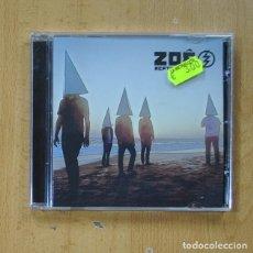CD de Música: ZOE - REPTILECTRIC - CD. Lote 269636278