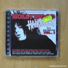 CD de Música: VARIOS - HOLLYWOOD HAIRSPRAY VOL 1 - CD. Lote 269637993