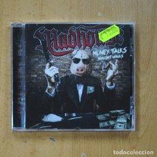 CD de Música: MADHOUSE - MONEY TALKS BULLSHIT WALKS - CD. Lote 269638028