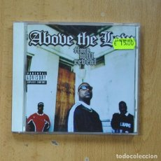 CDs de Musique: ABOVE THE LAW - TIME WILL REVEAL - CD. Lote 269638113