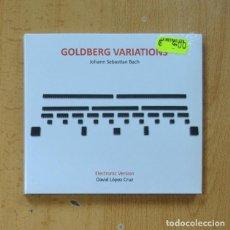 CD di Musica: BACH - GOLDBERG VARIATIONS - CD. Lote 269639613