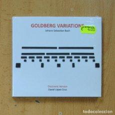 CD di Musica: BACH - GOLDBERG VARIATIONS - CD. Lote 269639618