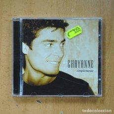 CD de Música: CHAYANNE - SIMPLEMENTE - CD. Lote 269640368
