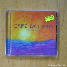 CD de Música: CAFE DEL MAR - VOLUMEN CINCO - CD. Lote 269641723