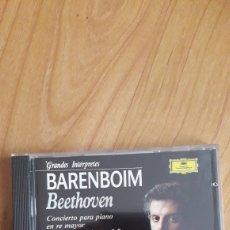 CDs de Música: BEETHOVEN. BARENBOIM. Lote 269679488