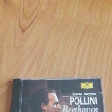 CDs de Música: BEETHOVEN. MAURIZIO POLLINI. Lote 269681008