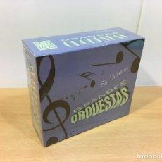 CDs de Música: PACK 5 CD BOX - SIN PALABRAS / GRANDES ORQUESTAS. PRECINTADO. Lote 269684728