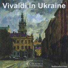 CDs de Música: VIVALDI IN UKRAINE (CD, ALBUM) (1993, CLAUDIO). Lote 269707613