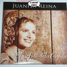 CDs de Música: EL ARTE DE LA COPLA, JUANITA REINA, CD 2014. Lote 269716668