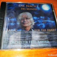 CDs de Música: ORCHESTER FRED RABOLD DIE NACHT DES MONDES DOMINIQUE RABOLD CD ALBUM PRECINTADO CONTIENE 12 TEMAS. Lote 269720743