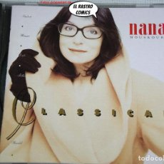 CDs de Música: NANA MOUSKOURI, CLASSICAL, CD PHILIPS, 1989. Lote 269742218