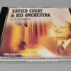 CDs de Música: XAVIER CUGAT LA CUCURACHA. Lote 269809963