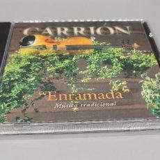 CDs de Música: CARRION - ENRAMADA (MUSICA TRADICIONAL CASTELLANA). Lote 269810558