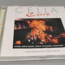 CDs de Música: CELIA CRUZ 15 GRANDES EXITOS. Lote 269810838