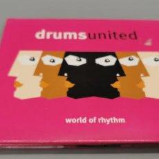 CDs de Música: DRUMS UNITED. Lote 269811253