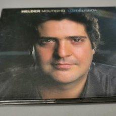 CDs de Música: HELDER MOUTINHO LUZ DE LISBOA 11 TEMAS FADO PORTUGUÉS. Lote 269811528
