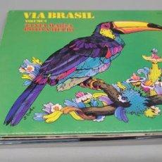 CDs de Música: TANIA MARIA BOTO & HELIO - VIA BRASIL VOLUME 2. Lote 269812418