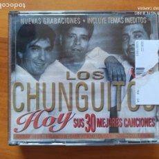 CDs de Música: CD LOS CHUNGUITOS - HOY - SUS 30 MEJORES CANCIONES (2 CD'S) (EI). Lote 269816113