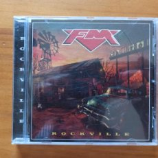 CDs de Música: CD FM - ROCKVILLE (EK). Lote 269823763
