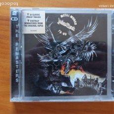 CDs de Música: CD JUDAS PRIEST - METAL WORKS '73-'93 (2 CD'S) (EK). Lote 269826418