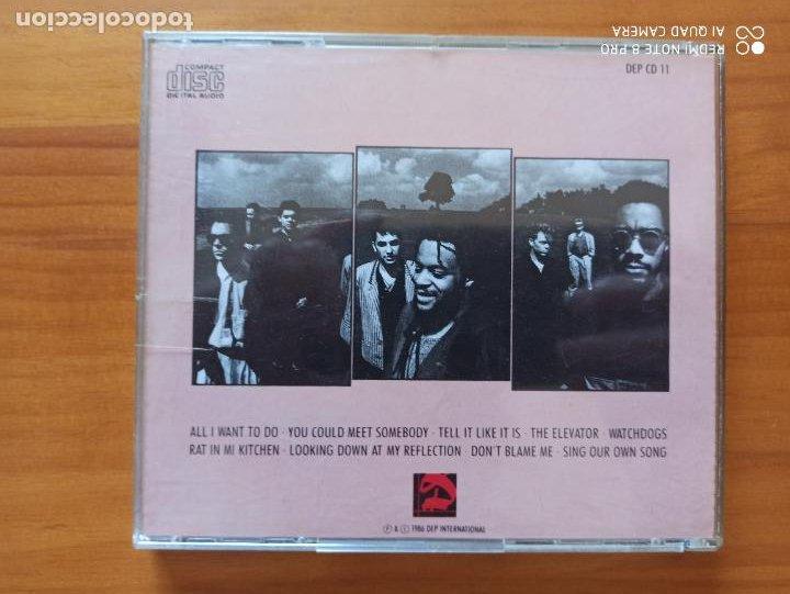 CDs de Música: CD UB40 - RAT IN THE KITCHEN (EL) - Foto 2 - 287814113