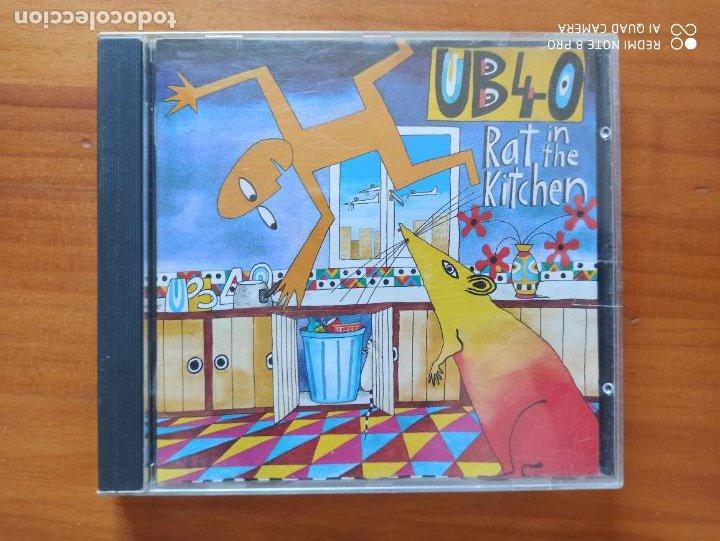 CD UB40 - RAT IN THE KITCHEN (EL) (Música - CD's Reggae)