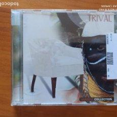 CDs de Música: CD TRIVAL - AMBIENT COLLECTION (EM). Lote 269829698