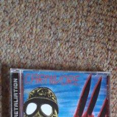 CDs de Música: CARNIVORE , RETALIATION , CD 2014 RUSIA NO OFICIAL , ESTADO IMPECABLE. Lote 269835823