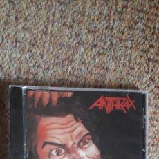CDs de Música: ANTHRAX , FISTFUL OF METAL , CD , NUEVO PRECINTADO, ENVIO ECONOMICO. Lote 269836723