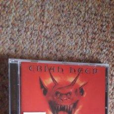 CDs de Música: URIAH HEEP , ABOMINOG , CD 2005 , NUEVO PRECINTADO, HARD ROCK. Lote 269836998