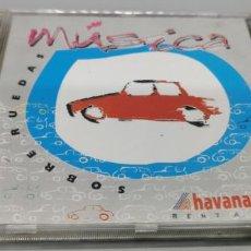 CDs de Música: CD MUSICA SOBRE RUEDAS HAVANAUTOS. Lote 269842638