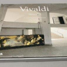 CDs de Música: CD LIBRO BBVA EL PAÍS VIVALDI MUSICA SACRA. Lote 269843883