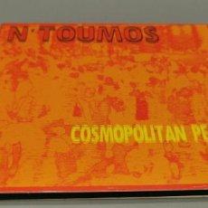 CDs de Música: DOMINIC TOUMOS -N'TOUMOS COSMOPOLITAN PEOPLE. Lote 269844203