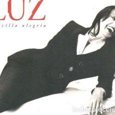 CDs de Música: -LUZ SENCILLA ALEGRIA LUZ CASAL EMI CD. Lote 269864058