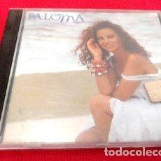 CDs de Música: -PALOMA SAN BASILIO MEDITERRANEA MADE IN ESPANA. Lote 269869248