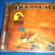 CDs de Música: -MEGADETH RISK CON BONUS CD NUEVO C35. Lote 269881168