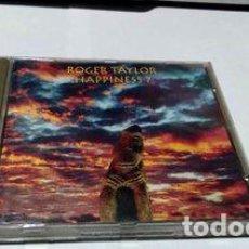 CDs de Música: -ROGER TAYLOR HAPPINESS CD HOLANDA. Lote 269901503