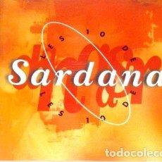 CDs de Música: -COBLA DE CAMBRA DE CATALUNYA LES 10 DE SARDANA CD ESPANOL. Lote 269901778