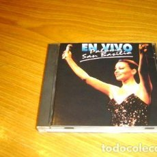 CDs de Música: -PALOMA SAN BASILIO EN VIVO CD DESCATALOGADO. Lote 269904828