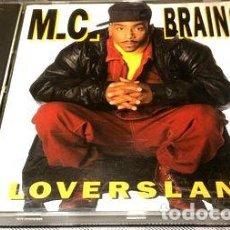CDs de Música: -MC BRAINS LOVERS LANE 1992 SELLO MOTOWN HIP HOP RAP. Lote 269905288