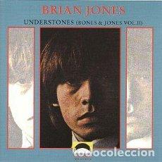 CDs de Música: CD ROLLING STONES - UNDERSTONES ( BONES & JONES VOL II ). Lote 269950313