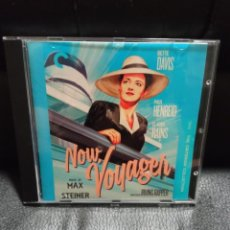 CDs de Música: MAX STEINER-NOW VOYAGER+ THE HANGING THREE.. Lote 269950728