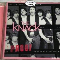 CDs de Música: THE KNACK, PROOF: THE VERY BEST OF THE KNACK, CD RHINO, 1998. Lote 269950883