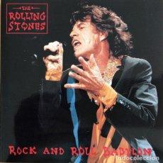 CDs de Música: CD ROLLIN STONES - ROCK'N'ROLL BABYLON - US TOUR 1997. Lote 269951628