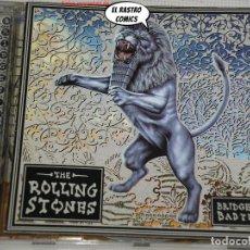 CDs de Música: THE ROLLING STONES, BRIDGES TO BABYLON, CD VIRGIN, 1997. Lote 269952023