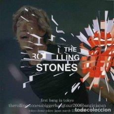 CDs de Música: 2 CD'S - ROLLING STONES - FIRST BANG IN TOKYO - 2006. Lote 269954768