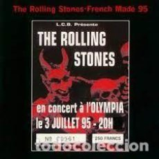 CDs de Música: 2 CD'S - ROLLING STONES - FRENCH MADE 95. Lote 269955403