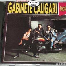 CDs de Música: GABINETE CALIGARI, HÉROES DE LOS 80, CD DRO 1993, TEMAS INÉDITOS, RAREZAS, MUY DIFÍCIL EXCELENTE EST. Lote 269955808
